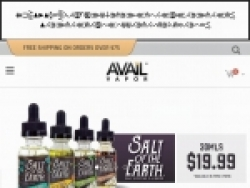 AVAIL Vapor Coupon Codes August 2018