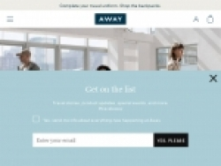 Away Travel Promo Codes August 2018