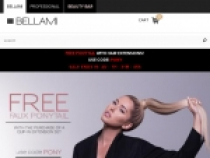 Hair Extensions As Low As $39.99 At Bellami Hair