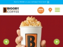 FREE Shipping On Orders Over $40 At Biggby
