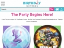Up To 80% OFF Clearance Items + FREE Shipping At Birthday Express