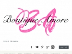 Boutique Amore Coupon Codes August 2018