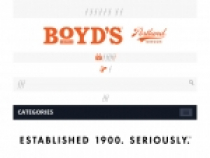 FREE Shipping On $50+ At Boyds
