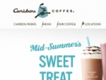 FREE Gift + 15% OFF Shipping At Caribou Coffee