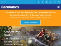 Up To $29 OFF Per Ticket W/ Group Of 15-99 At Carowinds