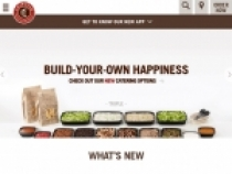 Sign Up For Special Offers At Chipotle