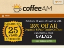 FREE Shipping On $50+ At CoffeeAM