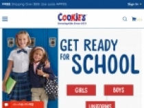 Cookies Kids Coupons, Promo Codes & Sales