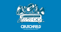 Up To 40% OFF Outlet Items + FREE Shipping At Crutchfield