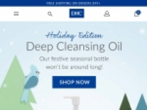Up To 40% OFF Sale Items + FREE Shipping At DHC
