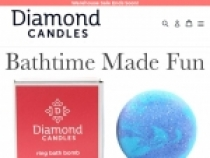 Up To 10% OFF Coupon W/ Email Sign Up At Diamond Candles