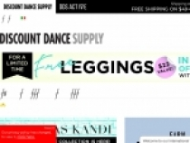 Up to 75% OFF Clearance Sale Items At Discount Dance