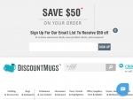 Discount Mugs Coupons