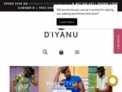 Diyanu Coupon Codes August 2018