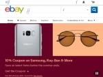 Ebay UK Voucher Codes