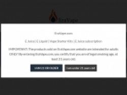 EraVape Promo Codes September 2018