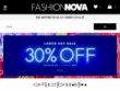 Up To 70% OFF Blowout At Fashion Nova
