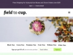 Field to Cup Coupons August 2018