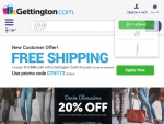 Gettington Coupons
