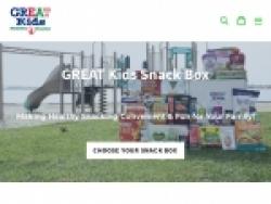 Great Kids Snacks Promo Codes August 2018