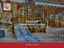 Sign Up Member For FREE At Great Wolf