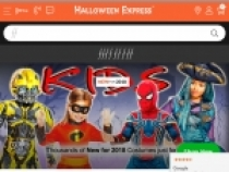Up To 80% OFF Sale Items + FREE Shipping At Halloween Express