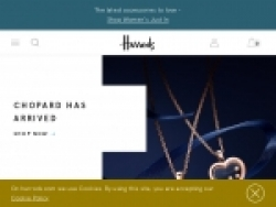 Harrods US Coupons August 2018
