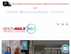 Healthmax360.com Coupons July 2019