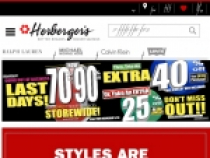 Herberger's FREE 3 Samples W/ $75+ Beauty & Fragrance Orders