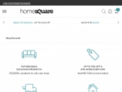 Home Square Coupons August 2018