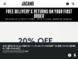 FREE Click & Collect On £40+ Orders At Jacamo