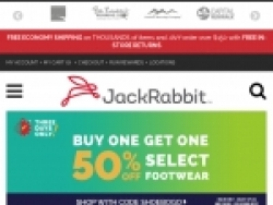 JackRabbit Promo Codes August 2018