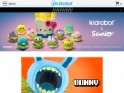 Kidrobot Promo Codes August 2019