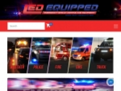 LED Equipped Coupon Code August 2018