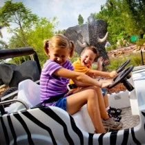 Add Water Park + 2nd Day For $5 At Legoland California