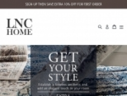 LNC Home Decor Coupon Codes August 2018