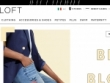 Up To 50% OFF On LOFT Sale Items