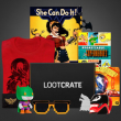 Join The Email List For Epic Deals And Looter Intel At Loot Crate
