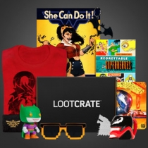 Loot Crate Gifts Starting From $11.99