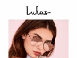Lulus Promo Codes
