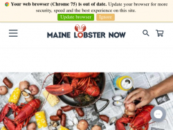 Maine Lobster Now Coupon Codes August 2018
