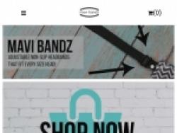 Mavi Bandz Coupons August 2018