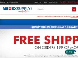 MedEx Supply Discount Code August 2018