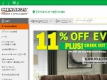 Up To 2% Rebate W/ Menards BIG Credit Card