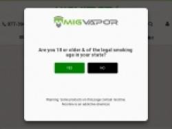 Mig Vapor Coupon Code August 2018