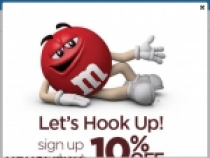 Up To 75% OFF Sweet Deals At My M&M's
