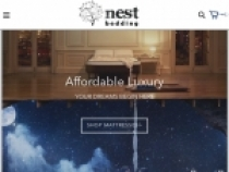 Only From $29.99 For Pillows And Covers At Nest Bedding