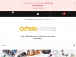 OminiHome.com Coupon Codes August 2018