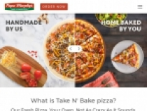 Up To $2 OFF On Any Large Pizza At Papa Murphys
