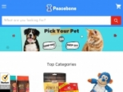 PeaceBonePet.com Coupons August 2018